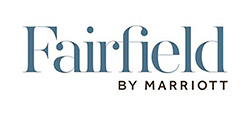 Logo 'Fairfield Inn by Marriott'