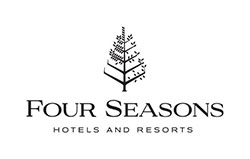 Logo 'Four Seasons Hotels and Resorts'