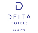 Logo 'Delta Hotels and Resorts' new