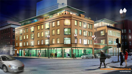 The Downtown Chambers Hotel Will Be The First Minneapolis Project For  Acclaimed Architecture Firm, Rockwell Group, The Same Firm Responsible For  The Kodak ...