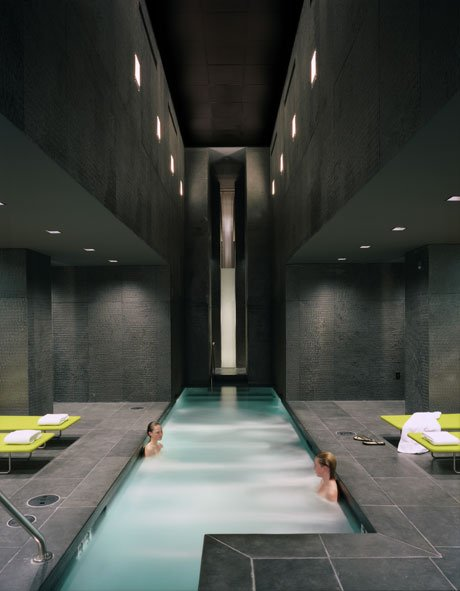 Bathhouse Spa In Thehotel At Mandalay Bay Acclaimed For Creative