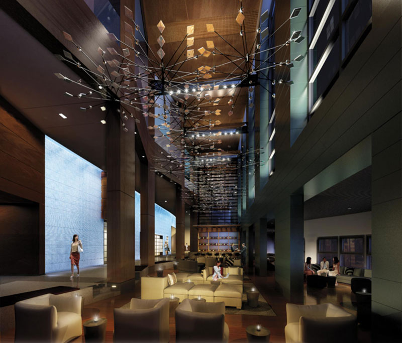 W Hotels Unveils Waterfront Wow with the Grand Opening of W Hoboken