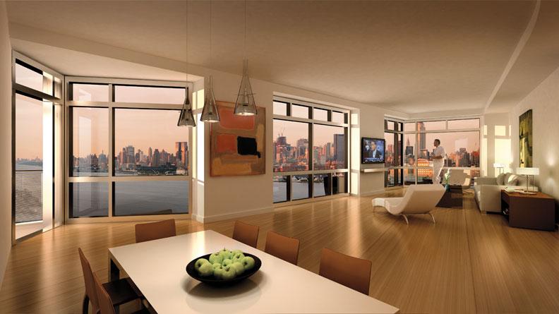 One bedroom apartment hoboken
