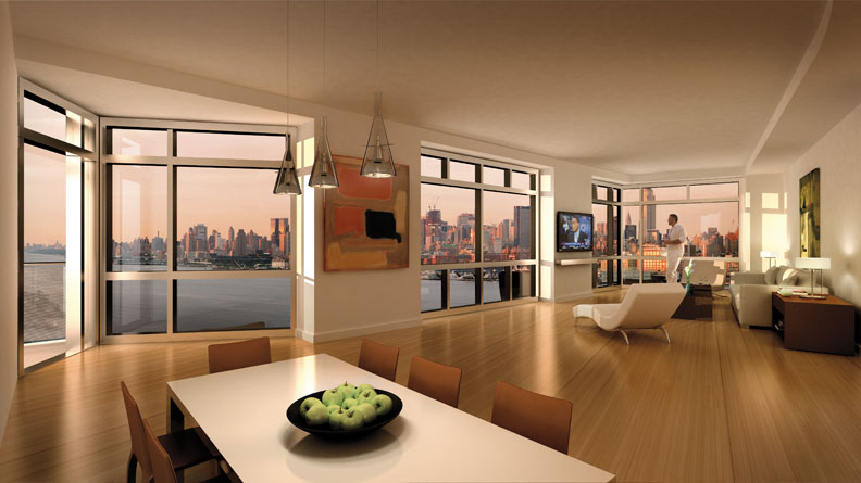 W hotels unveils waterfront wow with the grand opening of w hoboken aloadofball Choice Image