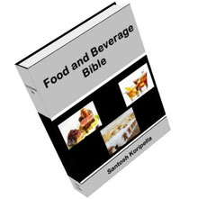 Food and Beverage Bible by Santosh Koripella