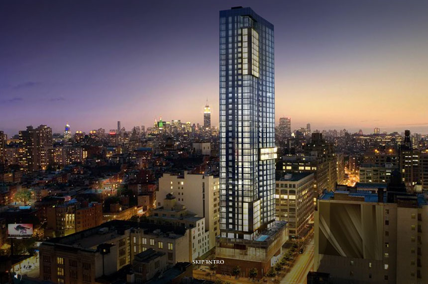 Trump Soho New York First Ultra Luxury High Rise Hotel In