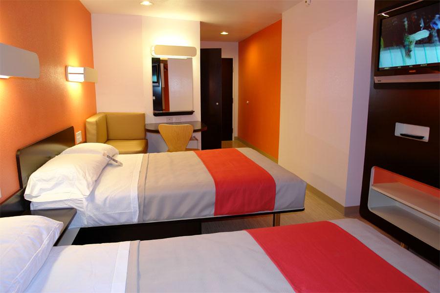 Motel  Phoenix Room Design
