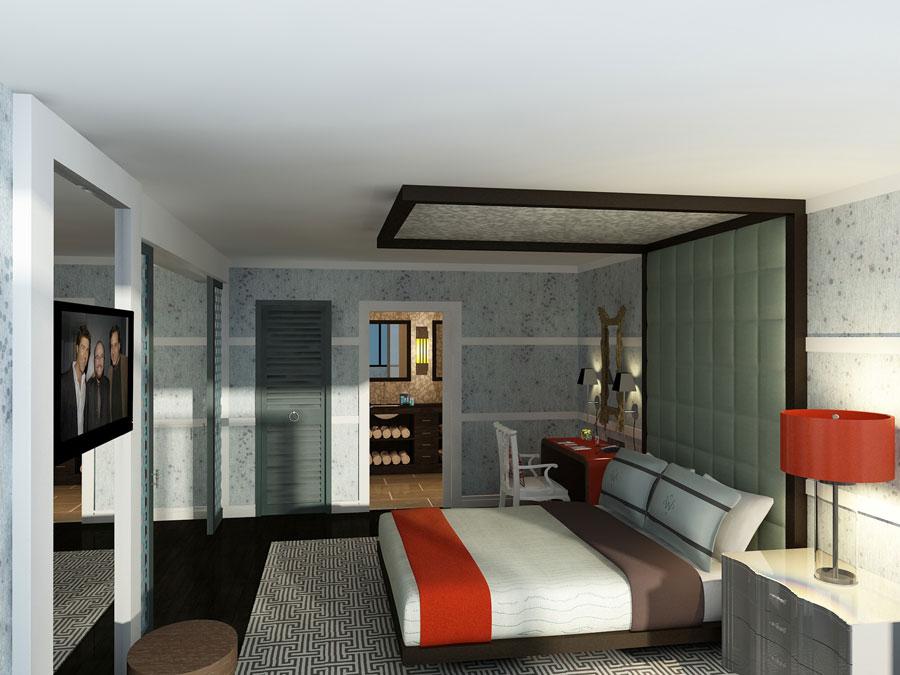 W Hotels Unveils The New Atlanta Buckhead Designed By Thom Filicia