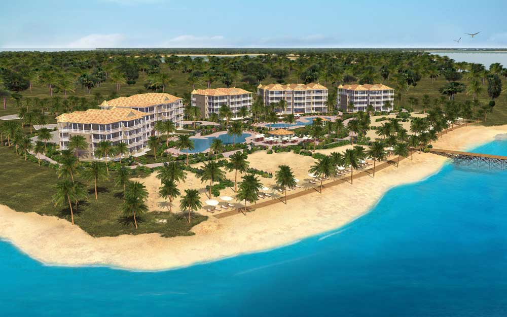 Wyndham hotel group announces first two resorts in cayman for Waterford grand