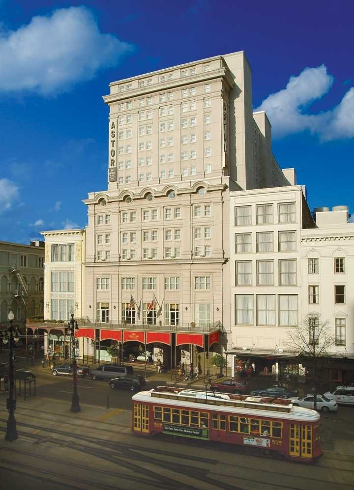 Hospitality Management Corporation To Manage The Astor Crowne Plaza ...
