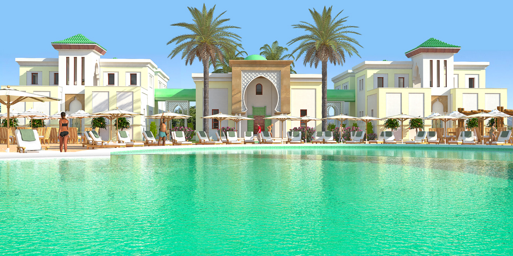 Property Logic Signs Two Further Hotel Management Contracts In Le Jardin De Fleur Sa Dia