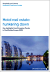Europe Hotel real estate: hunkering down | PwC Report