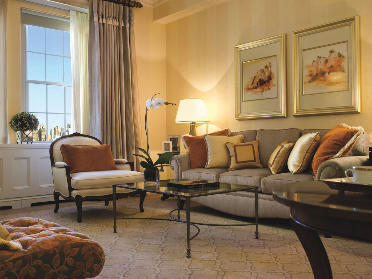 Taj Hotels Finishing A 100 Million Renovation At The Pierre On New York S Fifth Avenue