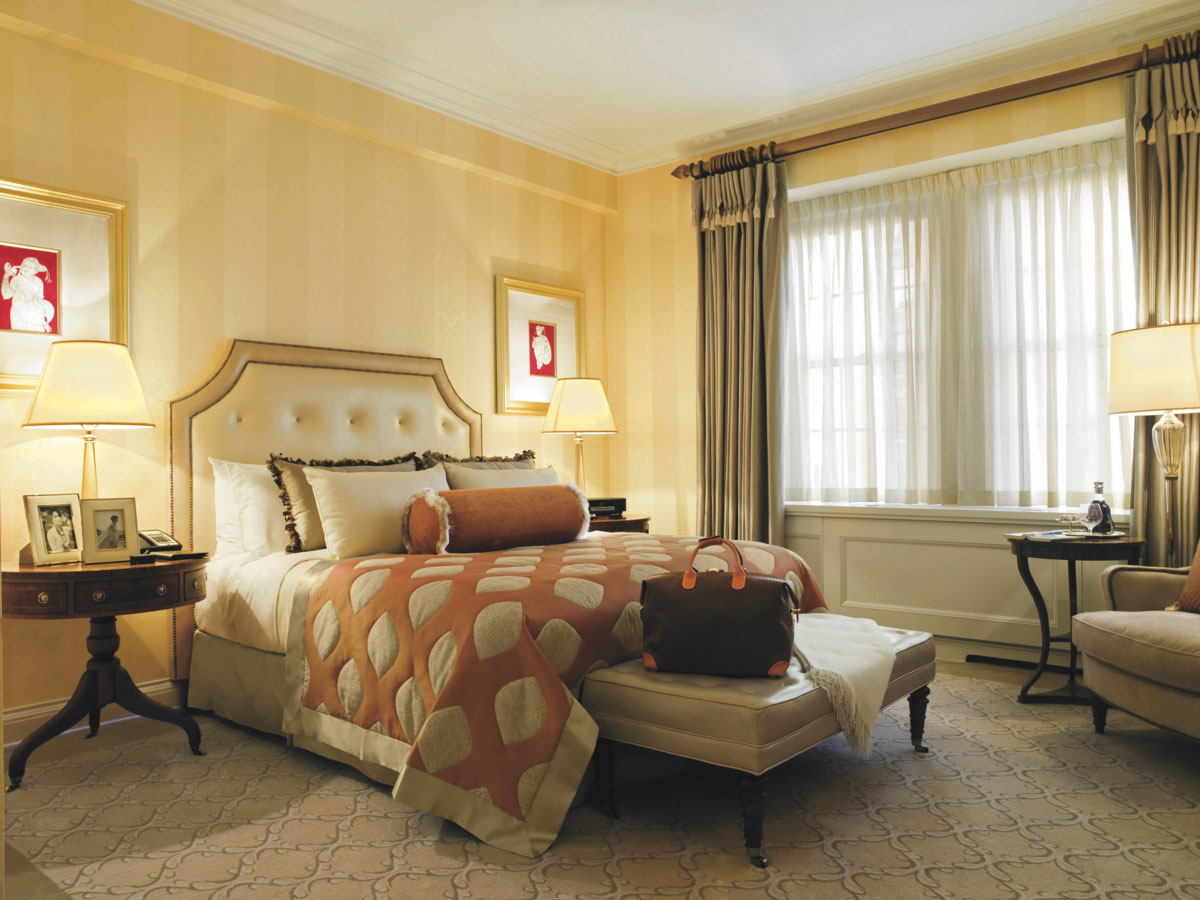 Taj hotels finishing a 100 million renovation at the for The pierre hotel in new york