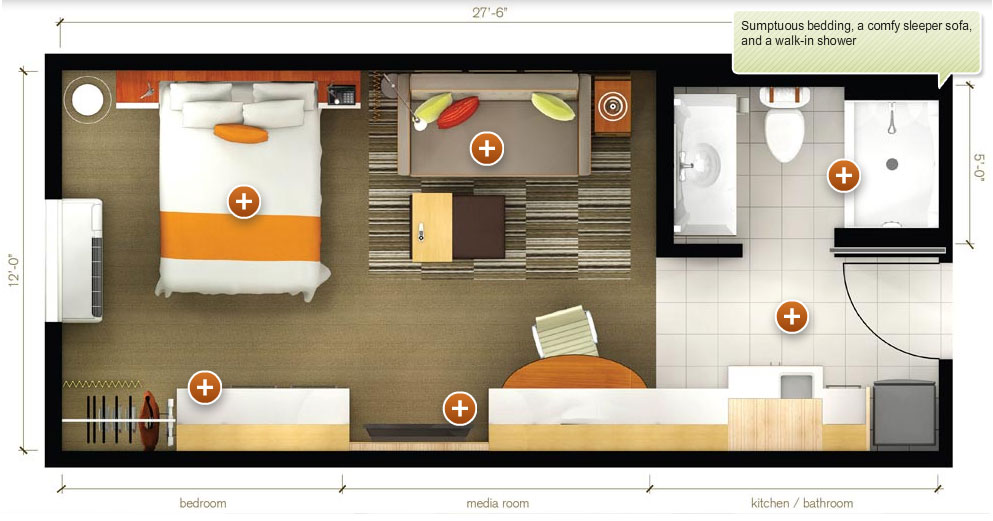 Home2 Suites By Hilton Outlines More Design And
