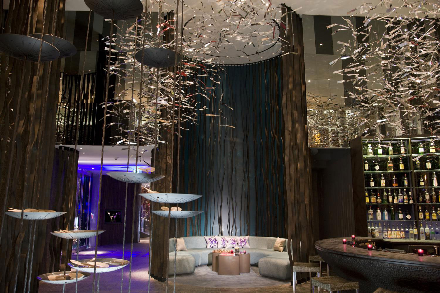 W hotels unveils new w atlanta downtown and the residences for W kitchen downtown atlanta