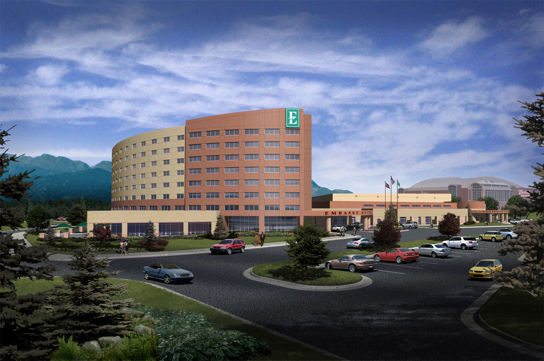John Q Hammons New Emby Suites Loveland Co Hotel