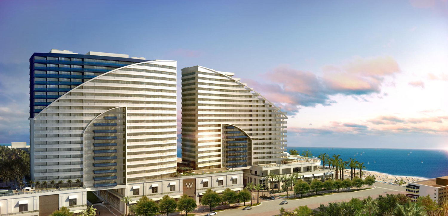 W Hotels Debuts 30th Property Worldwide With The Unveiling Of Fort Lauderdale