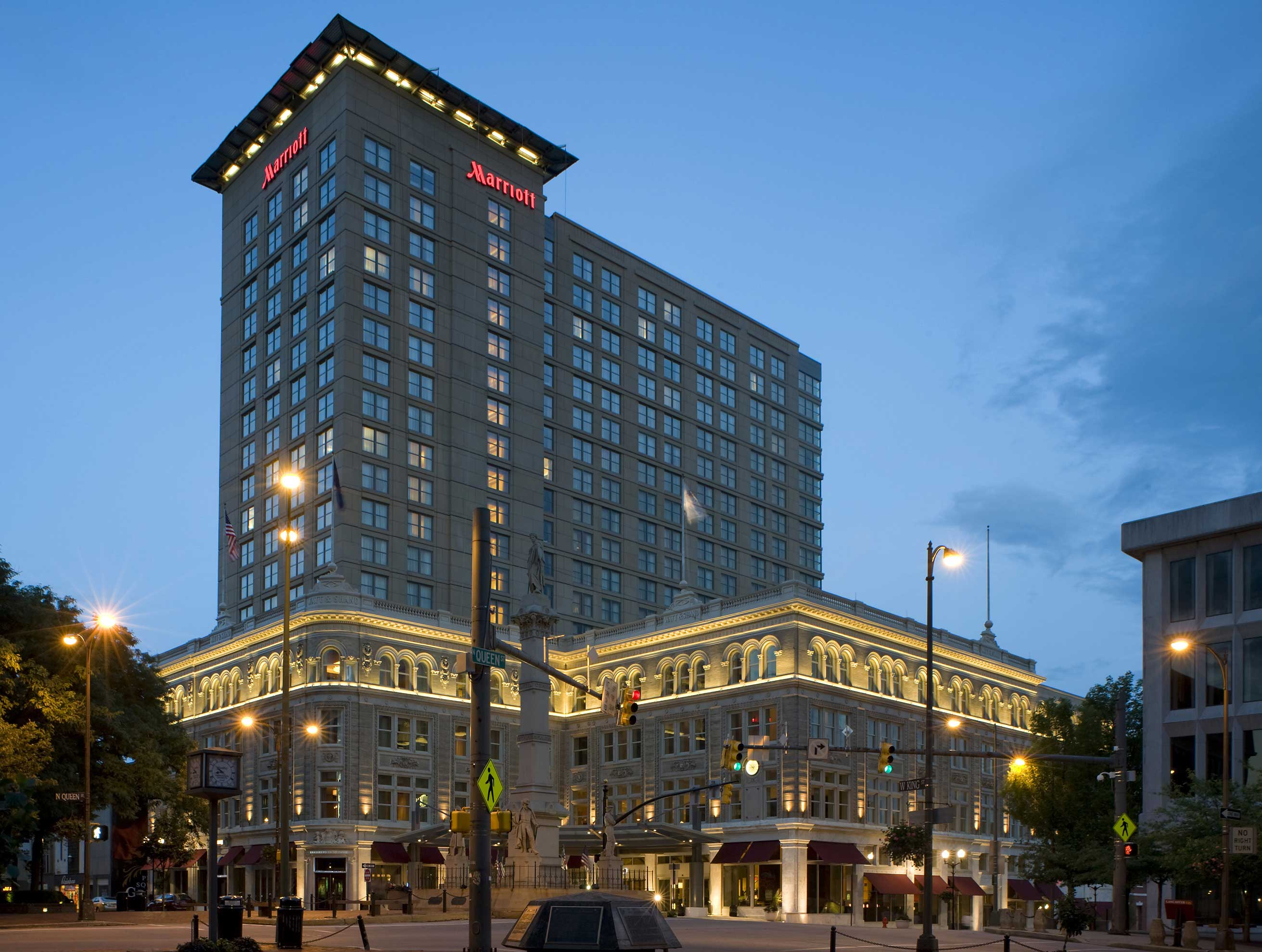 lancaster county convention center and lancaster marriott at penn square opens with unrivaled