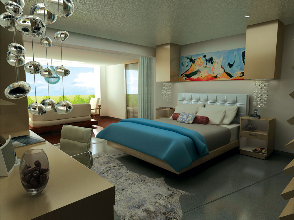 Desires hotels adds new modern boutique hotel in medellin for Modern boutique hotel