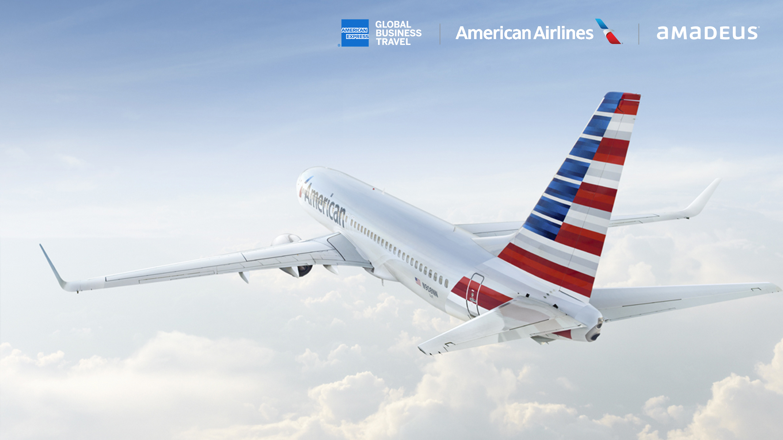 American Airlines, American Express Global Business Travel and Amadeus complete live NDC bookings