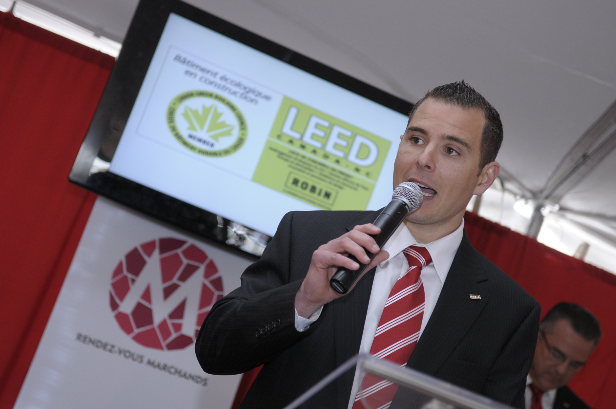 how to become leed certified in canada