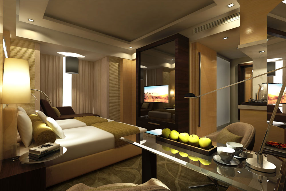 Ihg Signs Intercontinental Hotel In London S Westminster