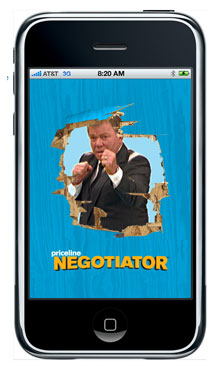 Priceline.com Launches iPhone And iPod touch App For Last-Minute Negotiating On Name-Your-Own-Price® Hotel Rooms