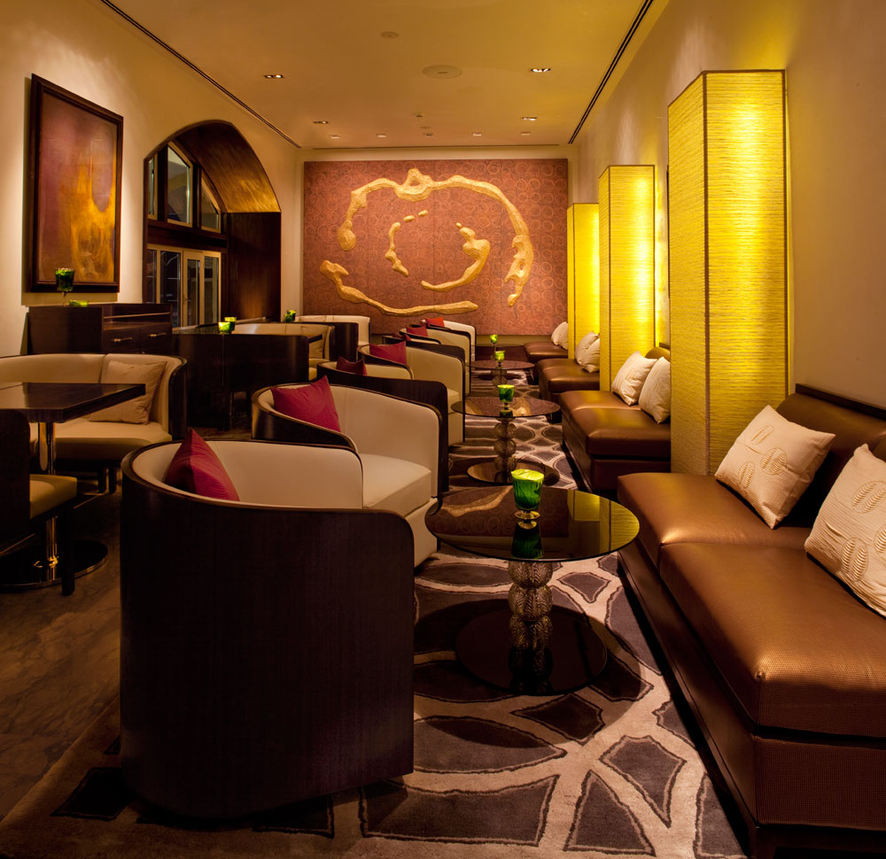 Indian Hotel Kitchen Layout: Rockwell Group Europe Completes Redesign For World-Renowned Wasabi By Morimoto And Harbour Bar