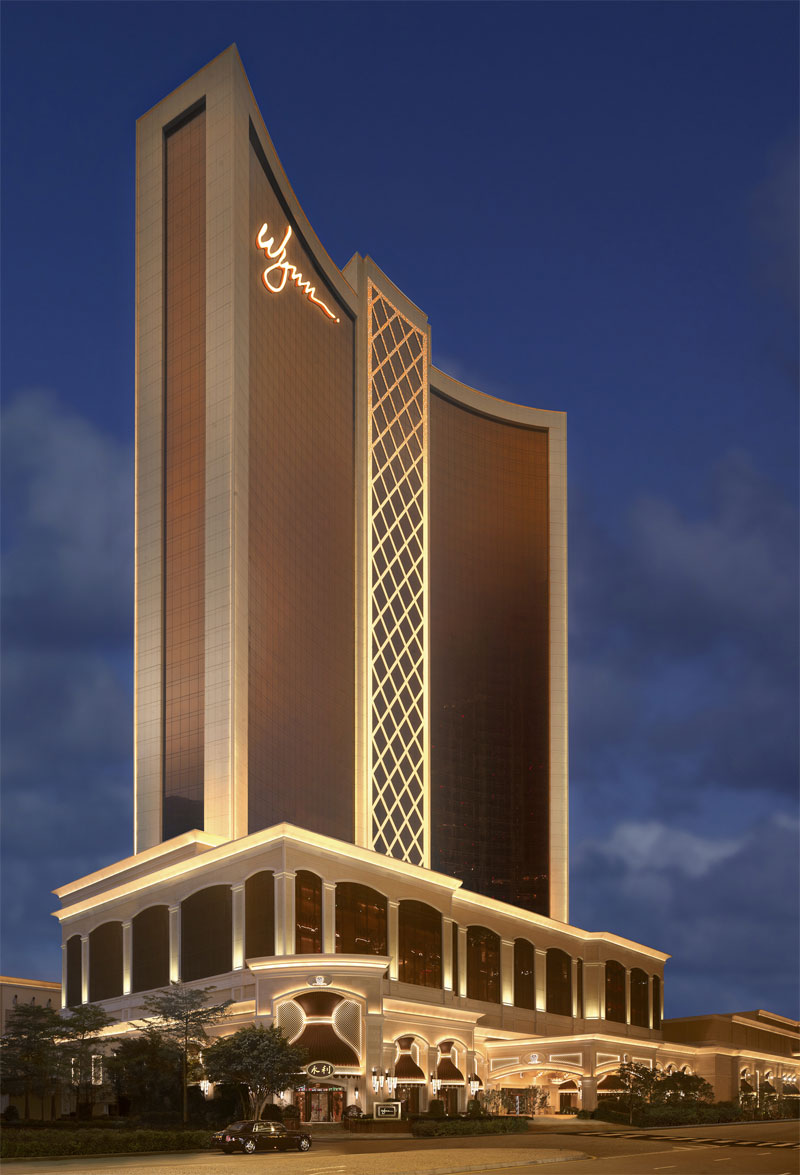 Encore At Wynn Macau Opens Today