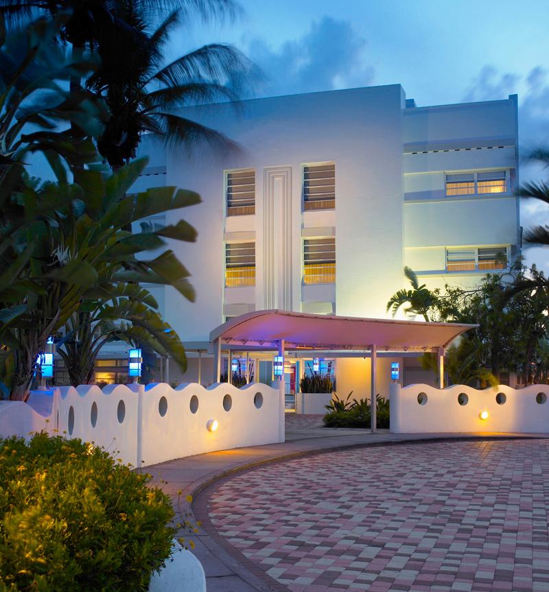 Wyndham Garden Hotel Miami South Beach Exterior