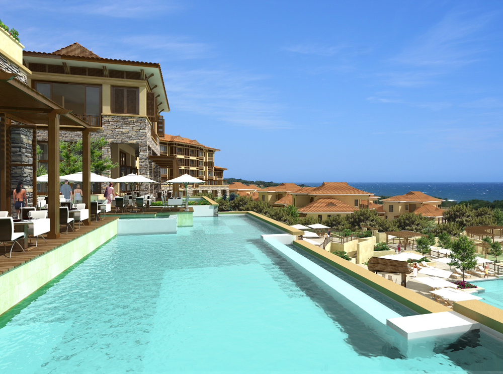 Fairmont hotels resorts adds second property in zimbali for Hotel hotel hotel