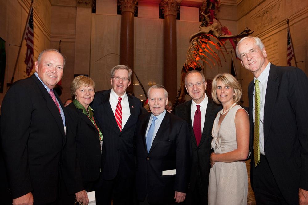 Cornell Gala Honors Philanthropic Icon Chuck Feeney 56