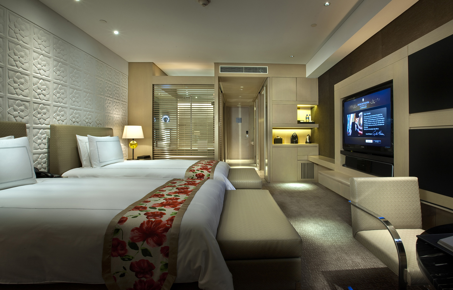 Rooms: Intercontinental Hotels Group To Double Greater China