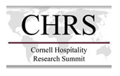 Cornell Hospitality Research Summit large