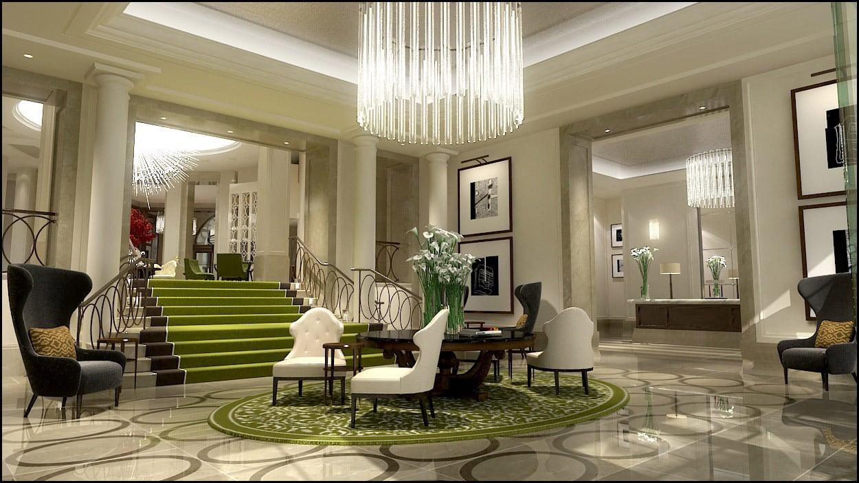 Corinthia hotels announces corinthia hotel london a five for Design hotel londra