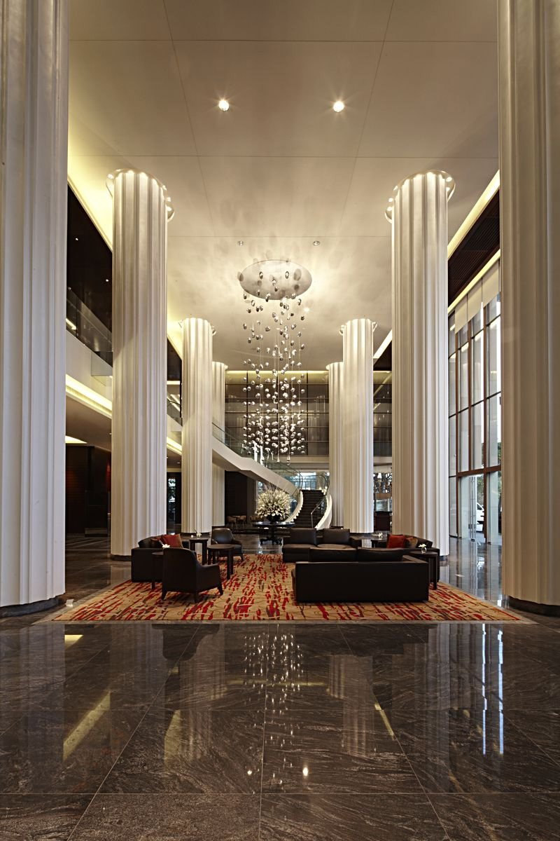 Pune Marriott Hotel Convention Center In India Is 500th