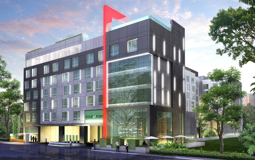 Four Points By Sheraton By Marriott Hospitality Net