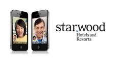 Starwood Hotels Resorts Customer Service Now Using Facetime