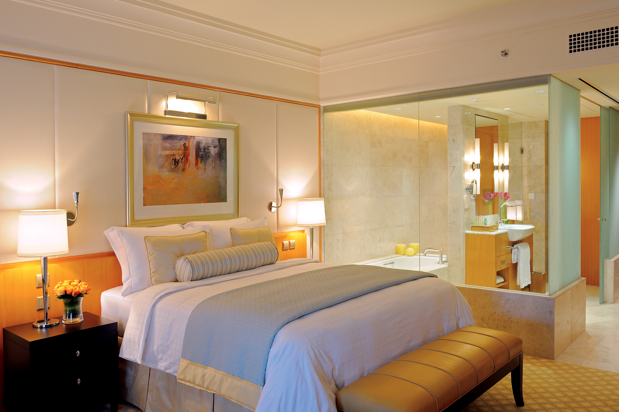 Now open the ritz carlton dubai international financial for Small luxury hotel group