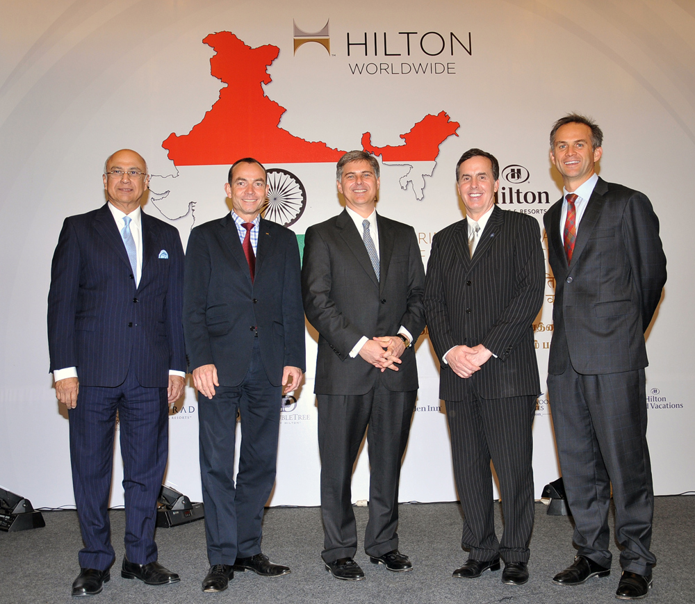 Hilton Worldwide And Eros Group Sign Management Agreement For Hotels Resorts Doubletree By Properties In New Delhi India
