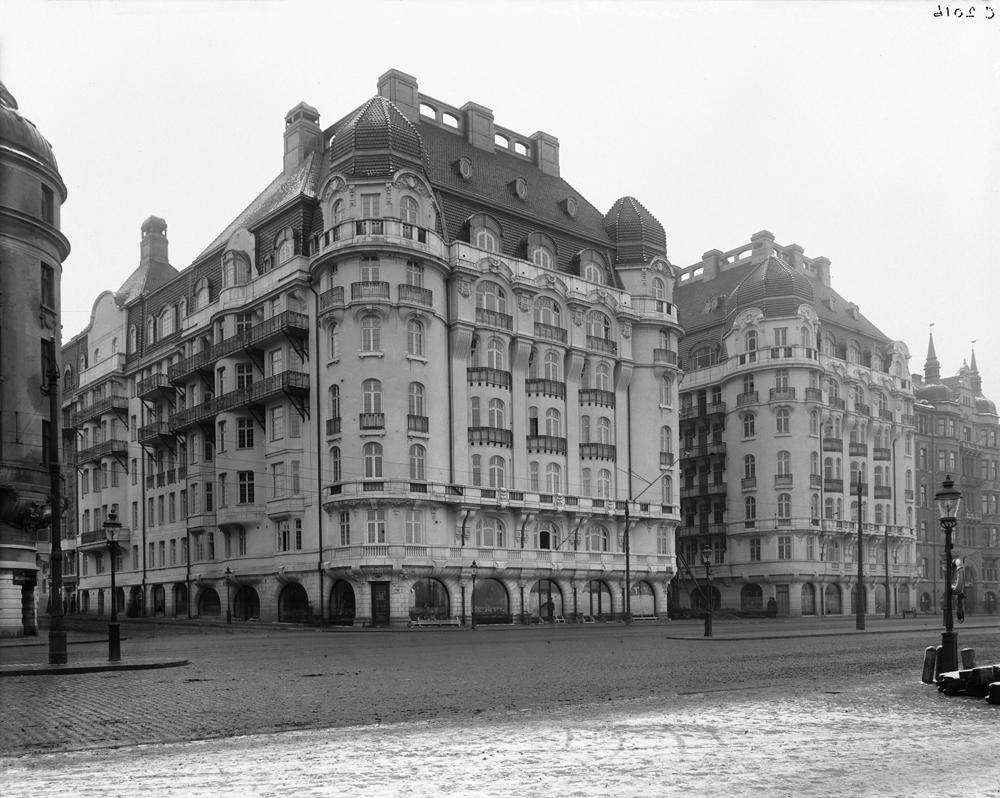 hotel diplomat stockholm celebrates its 100th birthday. Black Bedroom Furniture Sets. Home Design Ideas