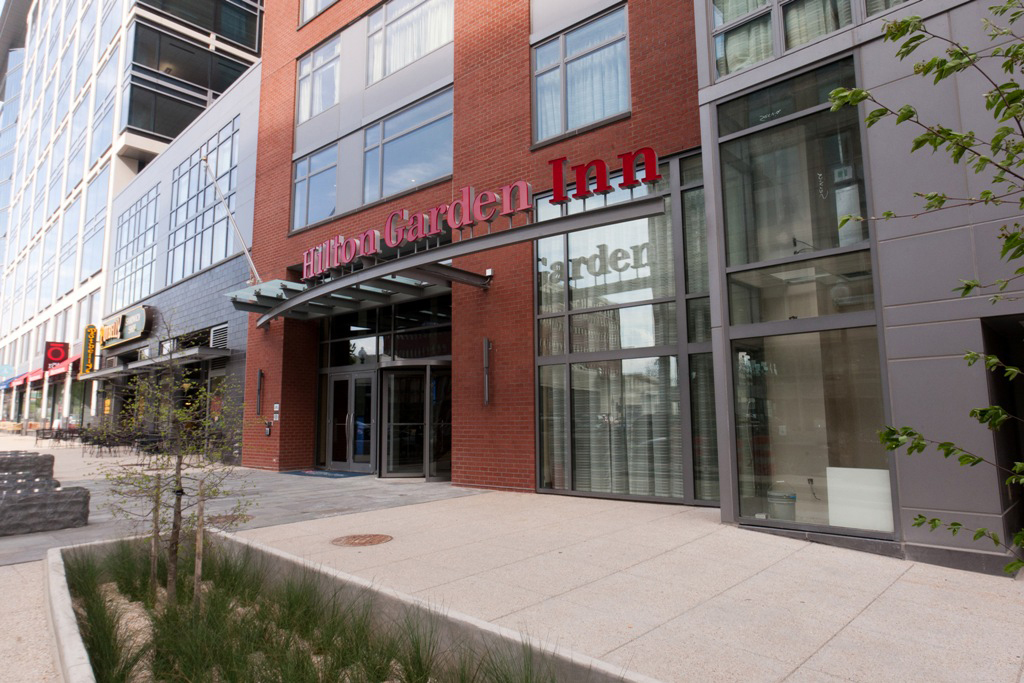 hilton garden inn opens doors in the nations capitol - Hilton Garden Inn Dc