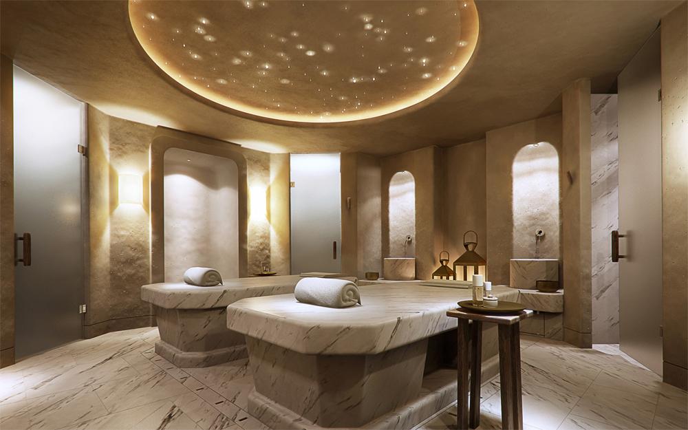 Six senses spa opens at hotel missoni kuwait for Design wellnesshotel