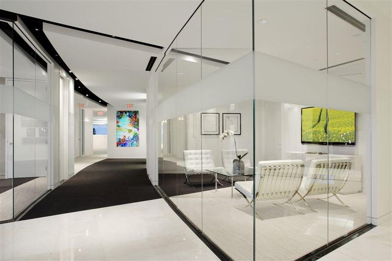 New Rainmaker Group Corporate Office Earns Prestigious 'Gold Design Enchanting Office Design Group