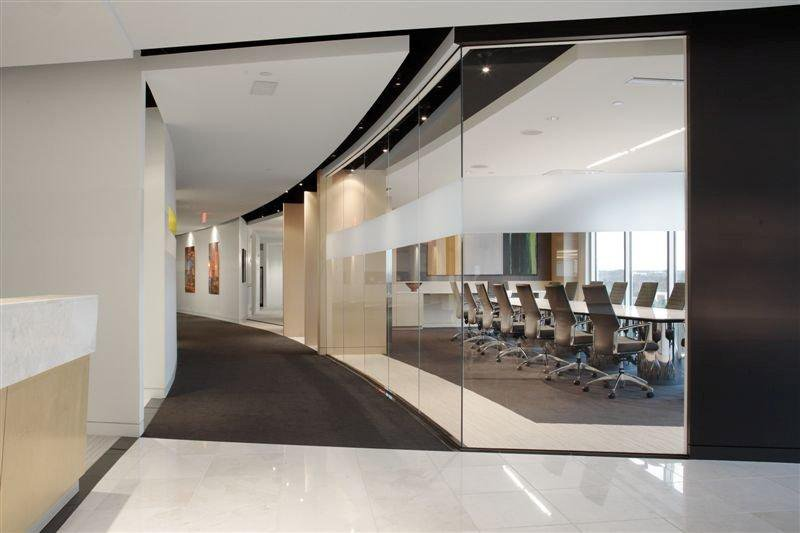 New rainmaker group corporate office earns prestigious for Office design news