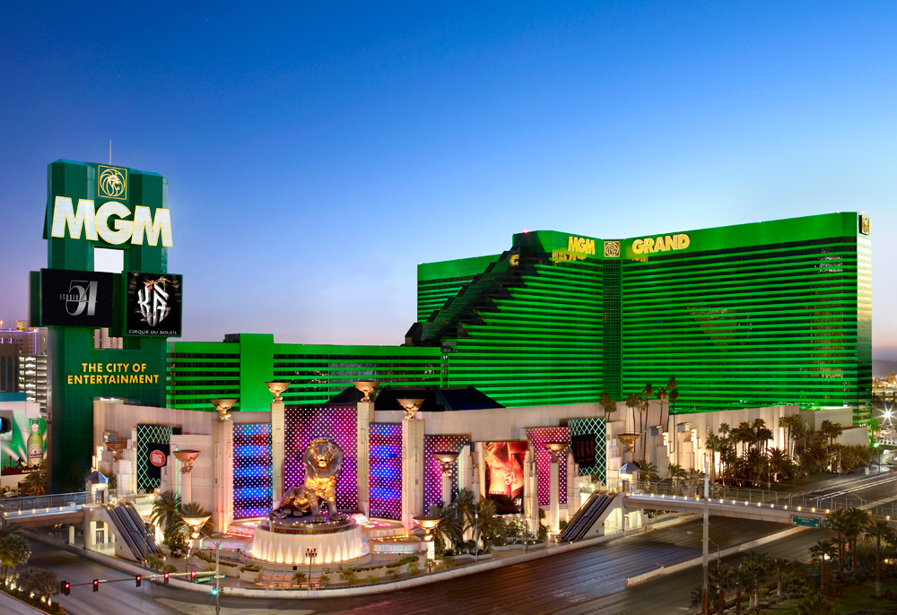 MGM Grand Hotel Las Vegas Manages 90,000-Piece Garment Inventory ...