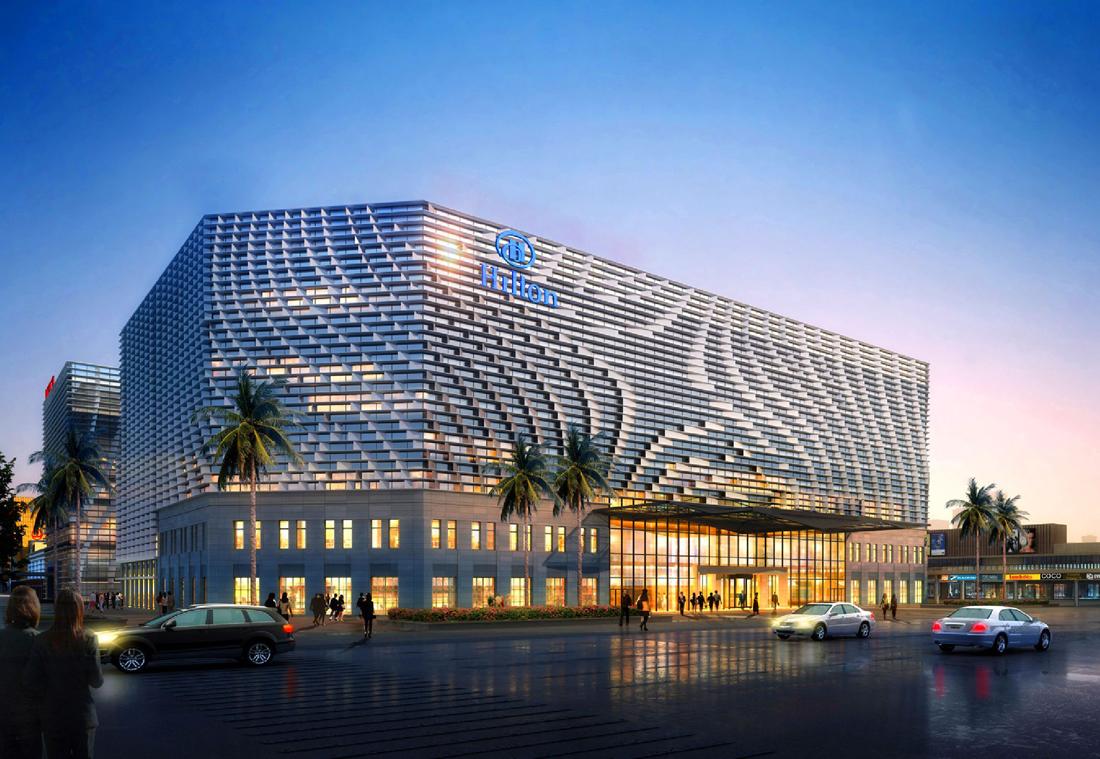 Hilton Hotels & Resorts Opens Second Hotel In Guangzhou ...