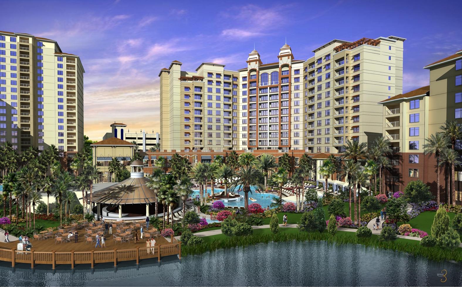 Wyndham Grand Hotel Orlando Florida