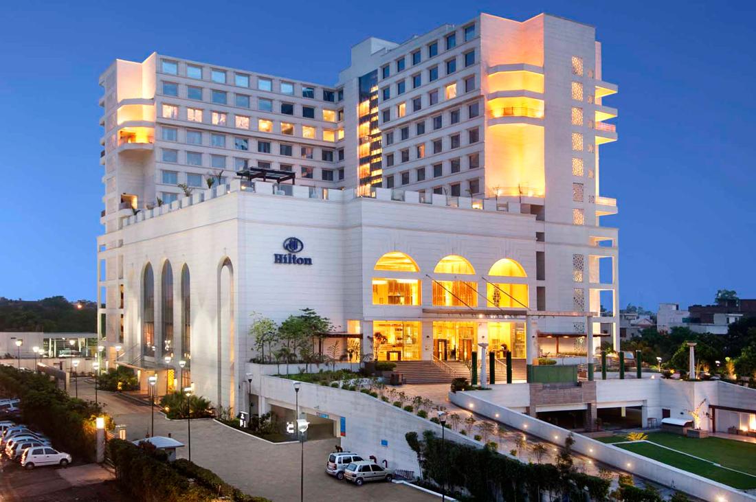 Hilton Hotel Delhi Janakpuri
